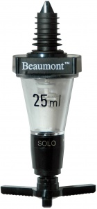 Beaumont Classical Solo Bar Optic Spirit Measure Dispenser for sale with fast UK Delivery