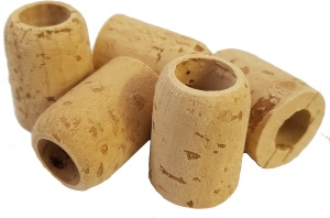 Pack of 5 Replacement Standard Natural Optic Corks for sale with fast UK Delivery