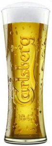 Carlsberg Pint Glass (20oz) CE