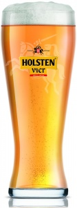 Holsten Vier Pint Glass (20oz) CE