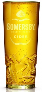Somersby Cider Pint Glass 20oz CE