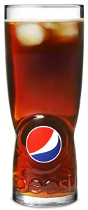 Pepsi Hiball Glass (16oz)