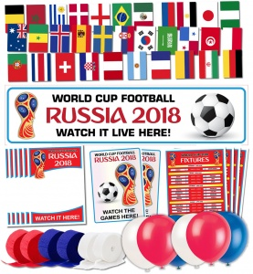 World Cup 2018 Event Pack