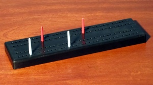 Cribbage Board (Pk of 4)