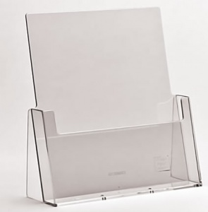 Plastic Leaflet Holder - A5