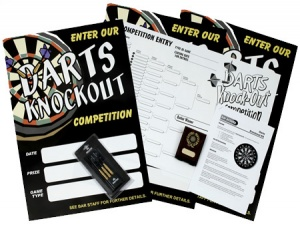Darts Comeptition Knockout Kit
