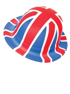 Union Jack Bowler - Pack of 10