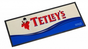 Tetley's Bar Runner