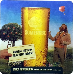 Somersby Drip Mat (Pack of 100)