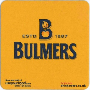Bulmers Drip Mat (Pack of 100)