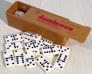 Dominoes (Double Six)