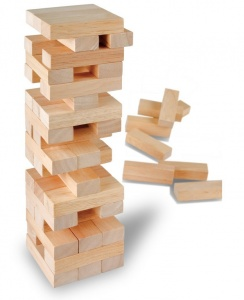 Tumbling Tower Blocks Game