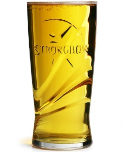 Strongbow Glass (Box of 24)