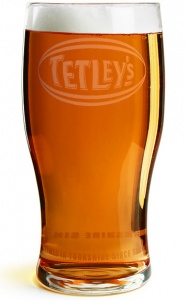 Tetleys Pint Glass (Box of 24)
