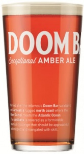 Doombar Pint Glass (Box of 12)