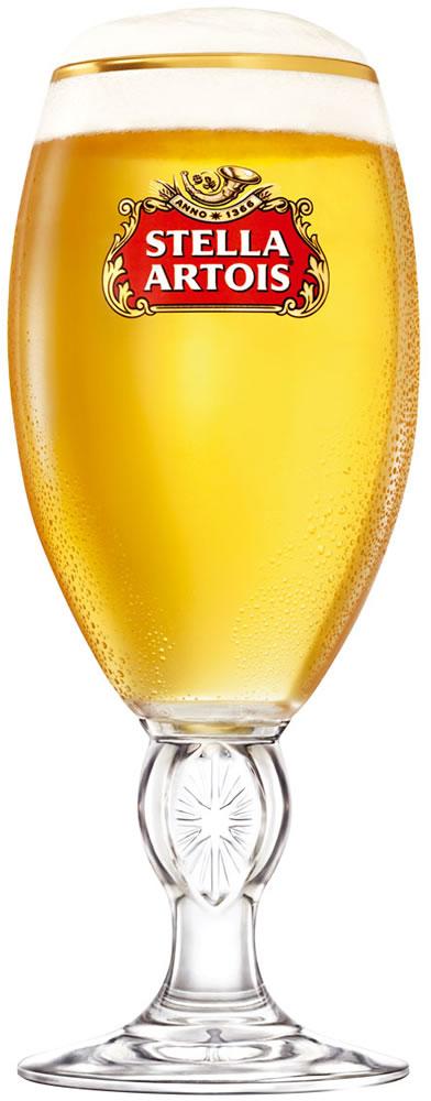 Stella Artois Half Pint Chalice Glasses 10oz Ce Box Of 24