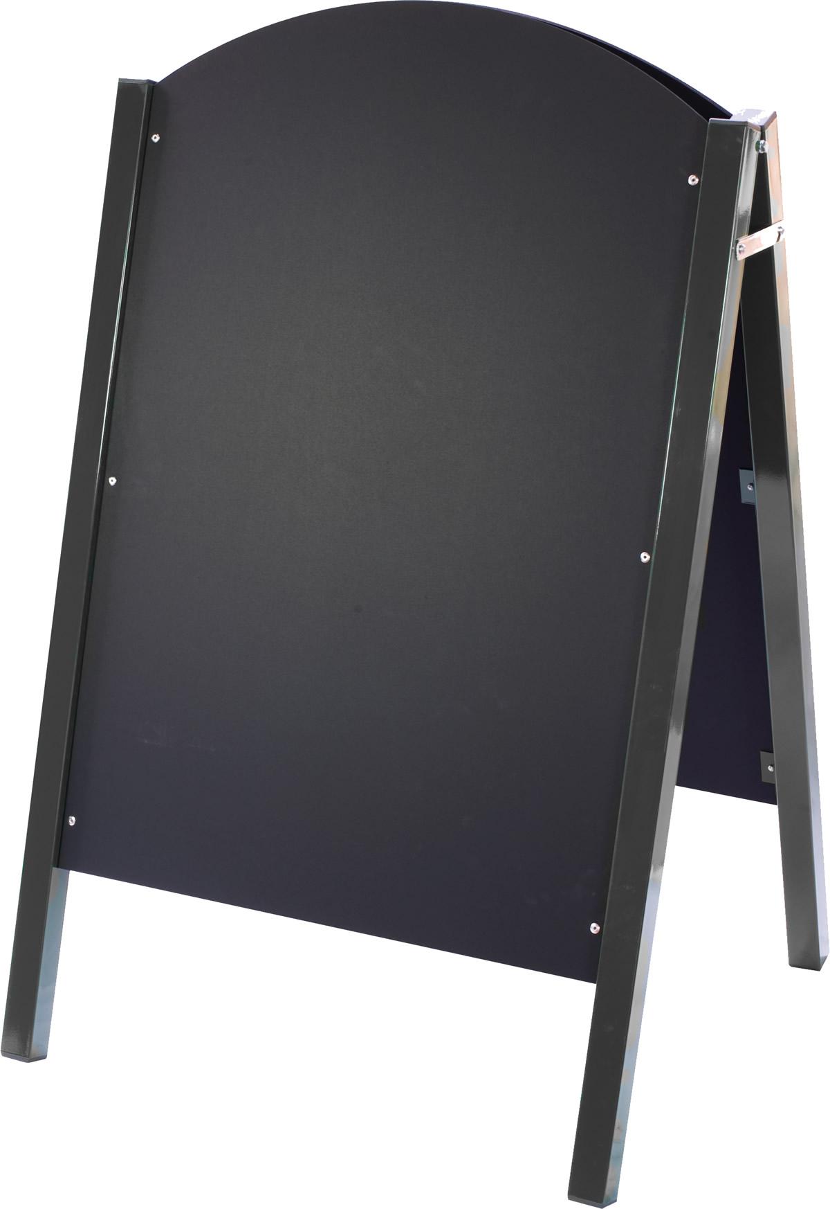 chalkboard a frames cafe zoom metal aframe chalkboard