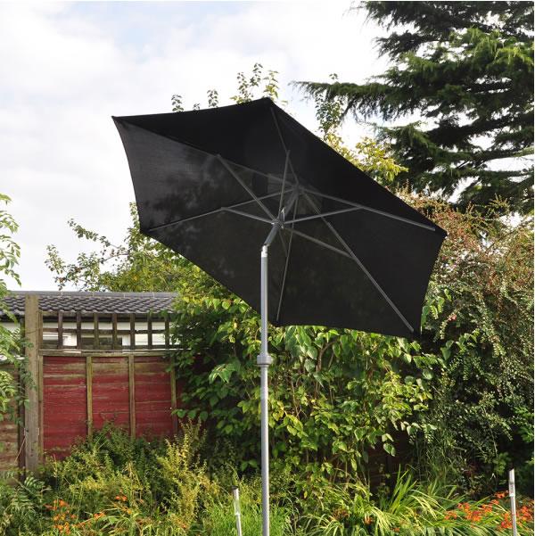 bar activity aluminium parasol. Black Bedroom Furniture Sets. Home Design Ideas