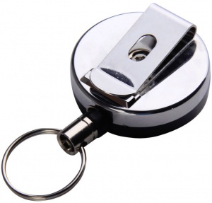 Retractable Key Fob