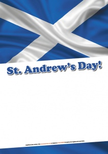 St. Andrew's Poster