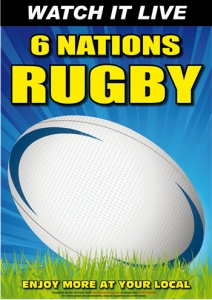 Six Nations Poster