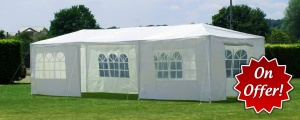 30ft Party Marquee