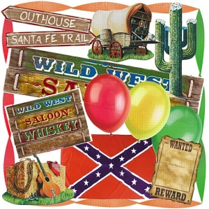 Wild West Theme Pack