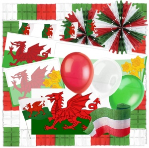 Welsh (St. David's) Theme Pack