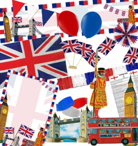 British (Union Jack) Theme Pack
