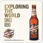 San Miguel Drip Mat (Pack of 100)