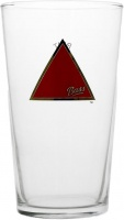 Bass Ale Pint Glass (20oz) CE