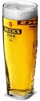 Beck's Vier 1/2 Pint Glass (20oz) CE