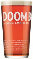 Doombar Pint Glass (20oz) CE
