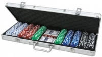 500 Poker Chips Set
