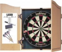 Unicorn Dart Set with Cabinet