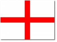 England (St. George) Flag - 5ft x 3ft