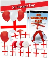 St. George's Party Event Pack