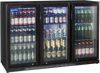 Triple Door Bar Cooler