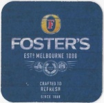 Fosters Drip Mats (Pack of 100)