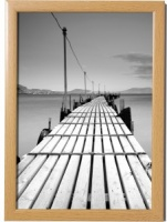 Oak Effect Picture Frame