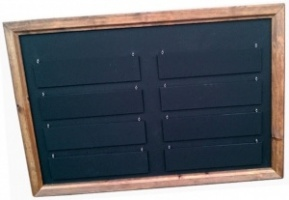 Changing Display Board - A0