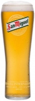 San Miguel Pint Glass (Box of 24)