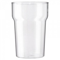 Polycarbonate Nonic Pint Glass (Box of 100)
