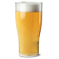 Econ Tulip Beer Glasses (Box of 48)