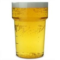 Econ Rigid Beer Glasses (Box of 100)