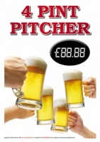 4 Pint Pitcher