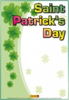 St. Patrick's Day Poster 1