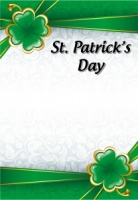 St. Patrick's Day Poster 2