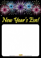 New Years Eve Poster 2