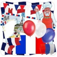 French Theme Pack